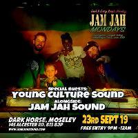 Jam Jah Mondays ft. Young Culture