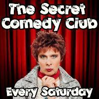 The Secret Comedy Club with Headliner Anna Mann aka Colin Hoult
