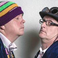 STAND UP COMEDY - Raymond & Mr Timpkins (London Palladium)