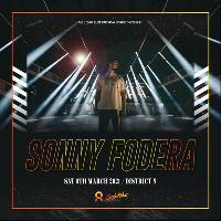 sonny fodera pres solotoko 2021 tour - Dublin (extra date)
