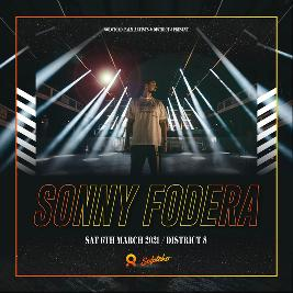 sonny fodera pres solotoko 2021 tour - Dublin (extra date) Tickets | District 8 Dublin  | Sat 6th March 2021 Lineup