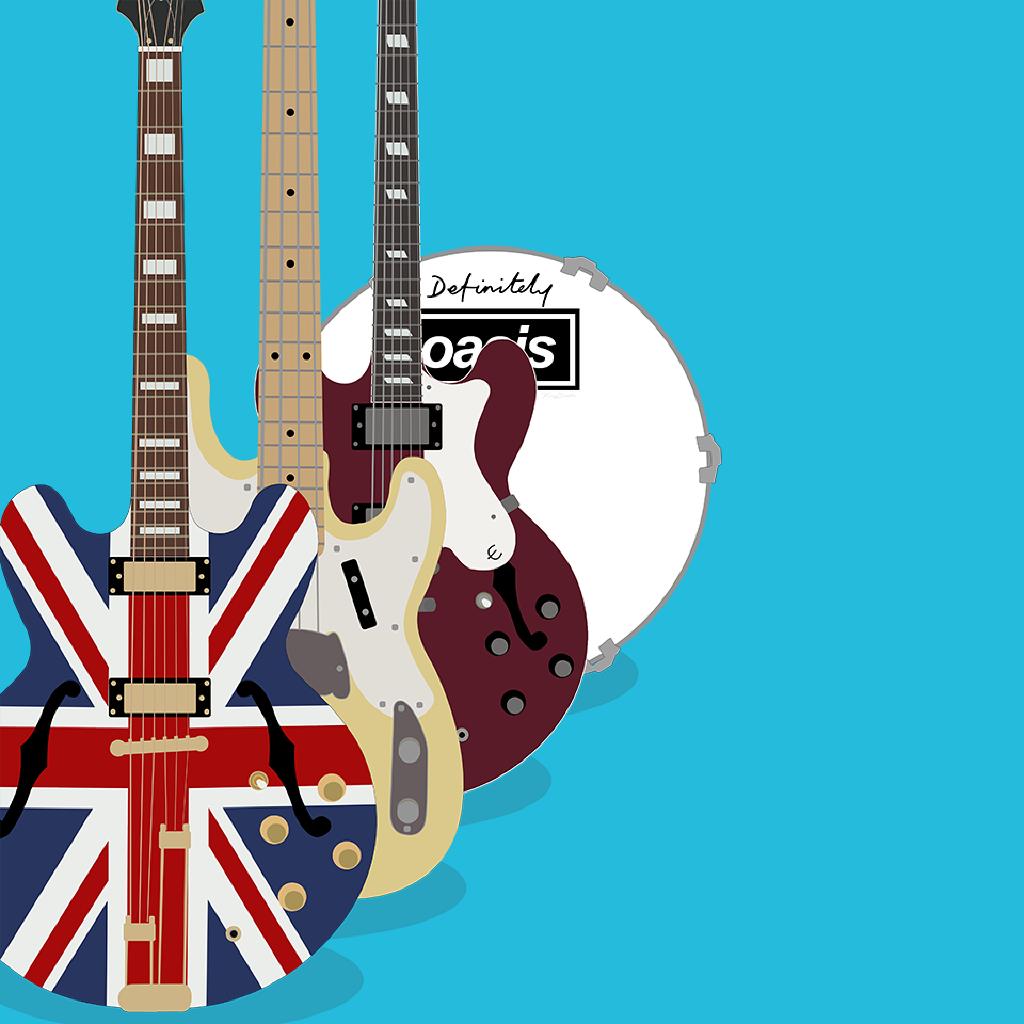 Definitely Oasis - Oasis tribute - Brighton