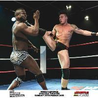 Live Wrestling in Benfleet (Seevic College Auditorium)