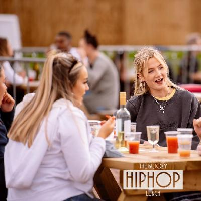 The Hip Hop Lunch returns  Street Food  Cocktails  Hip Hop Quiz & Bingo