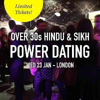 Hindu & Sikh Meet & Mingle Dating, London - Over 30s
