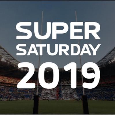 Six Nations Super Saturday 2019
