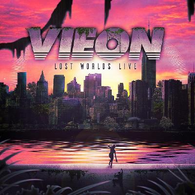 Vieon: Lost Worlds Live w/ Spray + EIF