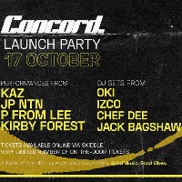 Concord HQ [LAUNCH PARTY]