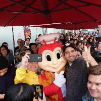 Jollibee Grand Opening: National Chickenjoy Day