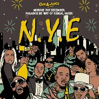 Gin & Juice New Years Eve