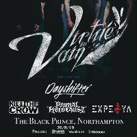 Virtue in Vain, Dayshifter, plus supports