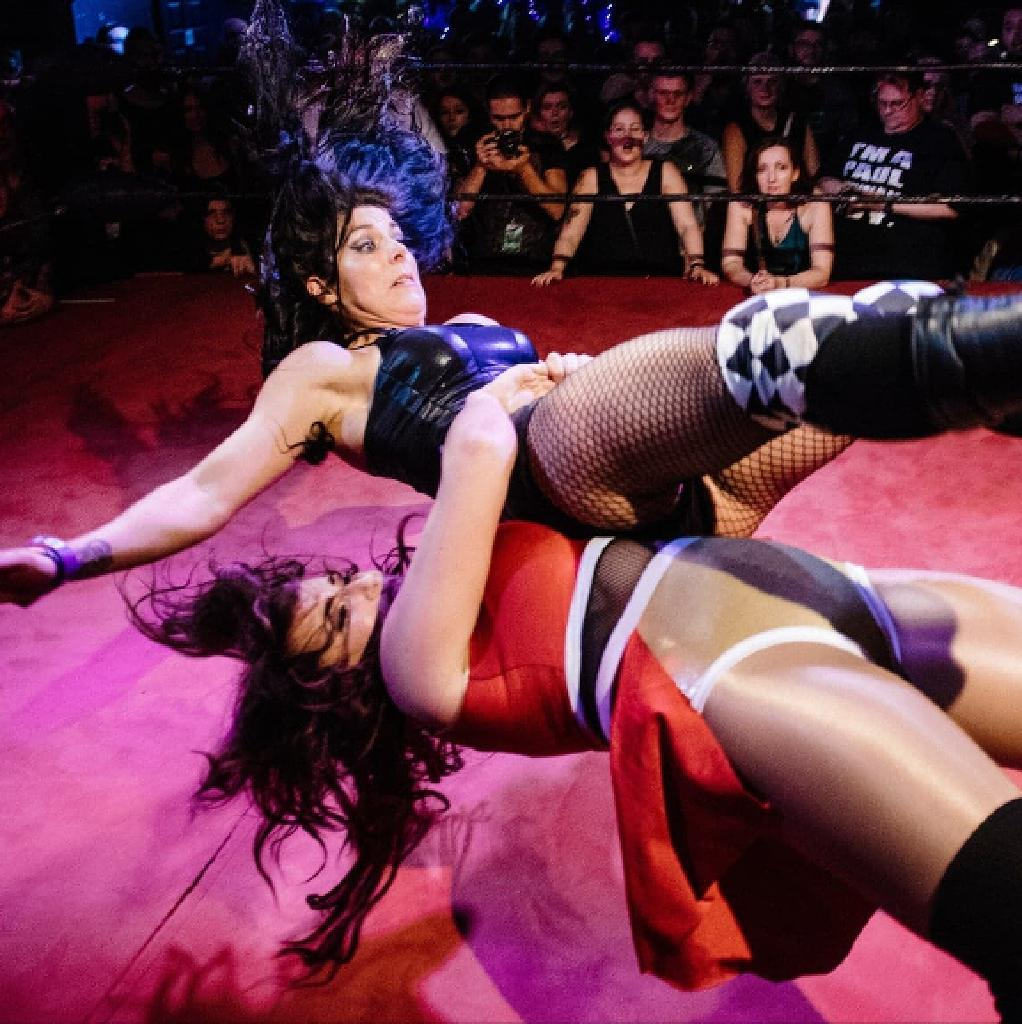 EVE Women's Wrestling Presents 'Maybe Wrestling Will Help!' Tickets