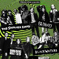 this feeling alive: the shimmer band/blinders/bang bang romeo