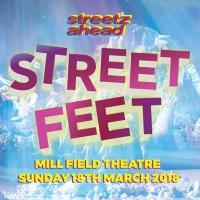 streetz ahead present street feet, dance,rap,music
