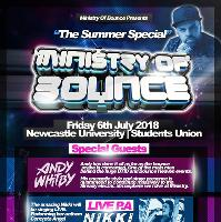 Ministry Of Bounce Summer Special