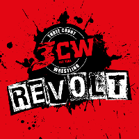 LIVE Professional Wrestling in Middlesbrough - 3CW Revolt 2018