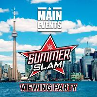 Main Events Summerslam 2019 Party