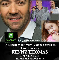 A Night for Christina with Kenny Thomas