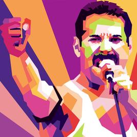 Craig John is Freddie Mercury Live