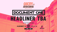 Oscity x Mercurial Presents: Document One & TBA