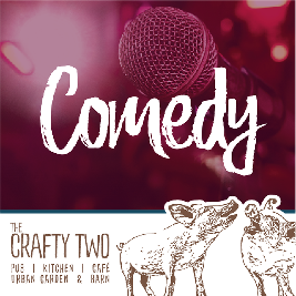 Good Times Comedy @ The Crafty Two