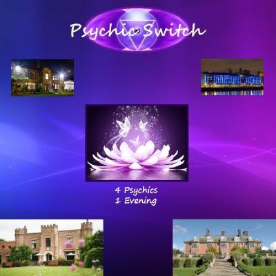 Leicester City Psychic Switch Night | Regency Hotel Leciester | Sun