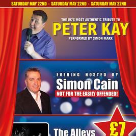 Peter Kaye Comedy Night