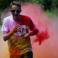 the Crazy Colour Dash