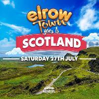 elrow Town goes to Scotland