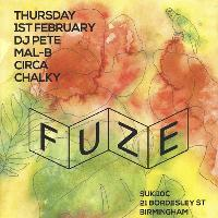 FUZE 01.02 - Tropical Takeover
