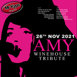 AMY - A Tribute to Amy Winehouse