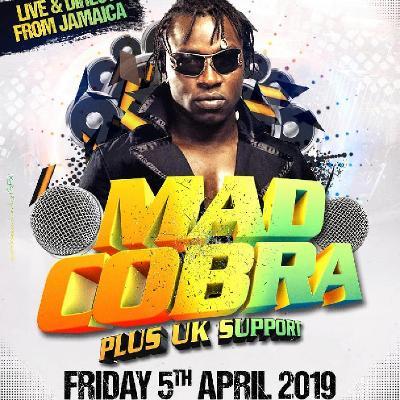 Mad Cobra Tickets | O2 Academy 2 Oxford Oxford | Fri 21st
