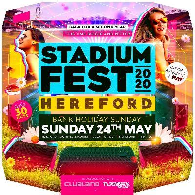 Stadium Fest Hereford 2020