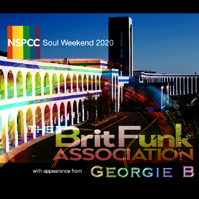 NSPCC Soul Weekend  Brit Funk Association with Guests and DJs
