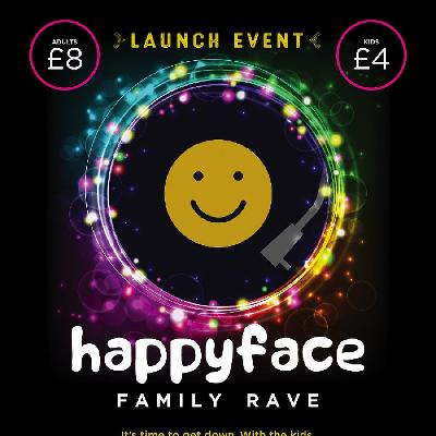 Happyface Family Rave @ Keele SU