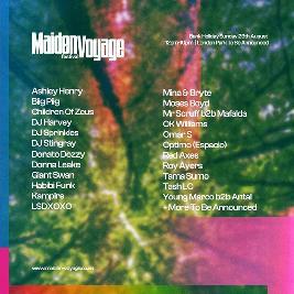 Maiden Voyage Festival 2021