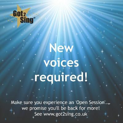 Got 2 Sing Choir Cheltenham - Open Rehearsal