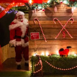 Winter Wonderland - Santa