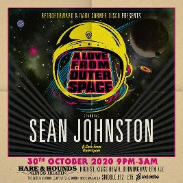 A Love From Outer Space with Sean Johnston