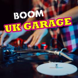 Boom UK Garage Bottomless Brunch