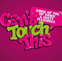 Cant Touch This - featuring Whigfield, Kelly Llorenna & Berri