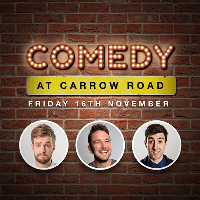Comedy At Carrow Road