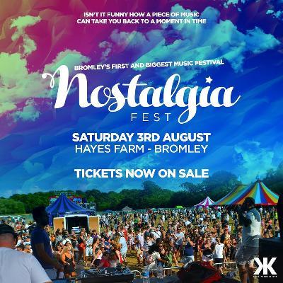 Nostalgia Fest 2019