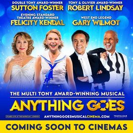 Anything Goes – The Musical On Screen