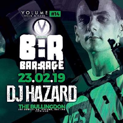 VOLUME DNB x BAR:RAGE