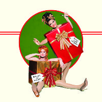 JINKX MONSOON AND BENDELACREME: ALL I WANT FOR CHRISTMAS IS ATTE