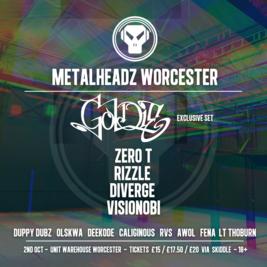 Metalheadz Worcester - Night 2