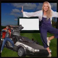 The Open Air Cinema Experience - BACK TO THE FUTURE & MAMMA MIA!