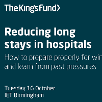 Reducing long stays in hospitals