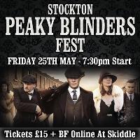 Stockton Peaky Blinders Fest